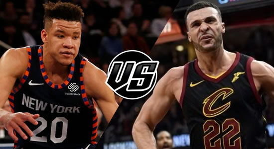 Live Streaming List: New York Knicks vs Cleveland Cavaliers 2018-2019 NBA Season