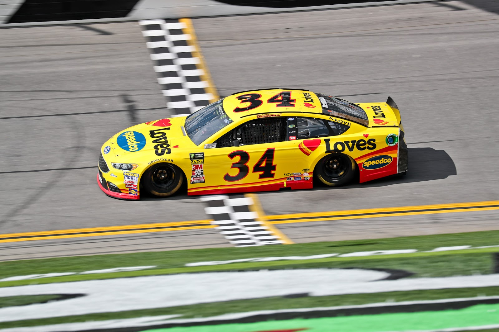 Michael McDowell Kicks off 2018 with Sixth Top-10 Finish of Career