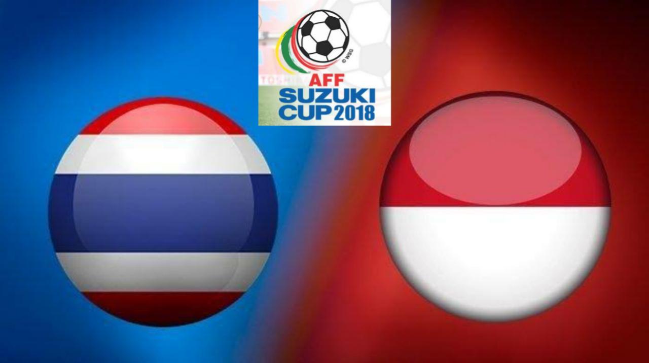 Biss Key Thailand vs Indonesia (AFF Suzuki Cup 2018)