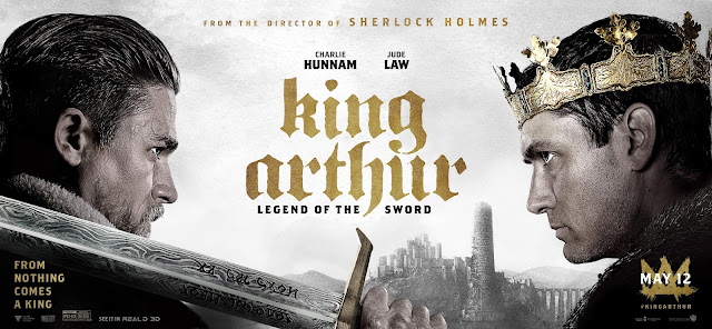 King Arthur: Legend of the Sword (2017), CINE ΣΕΡΡΕΣ, Charlie Hunnam, Astrid Bergès-Frisbey, Jude Law, Guy Ritchie,