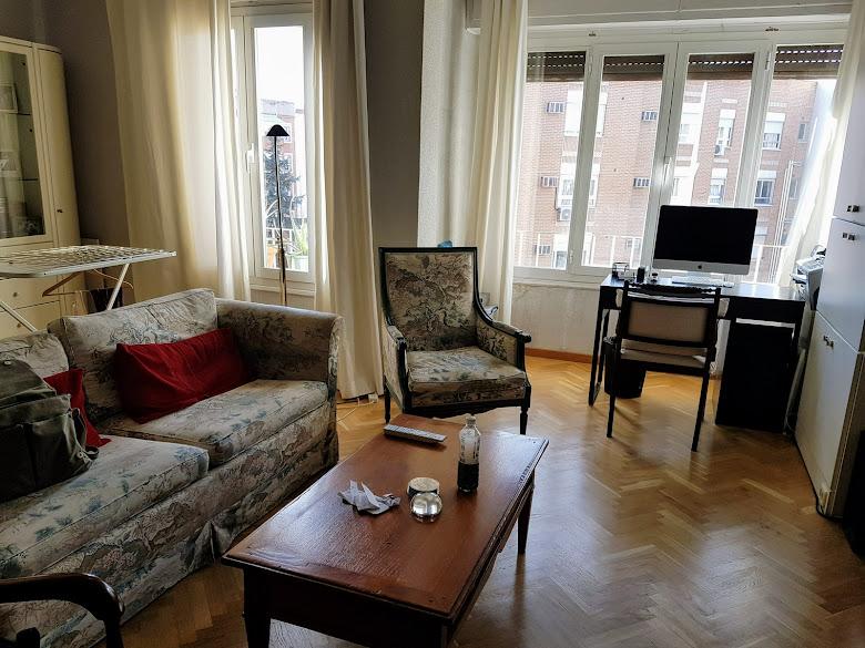 在馬德里住宿 Airbnb 的公寓