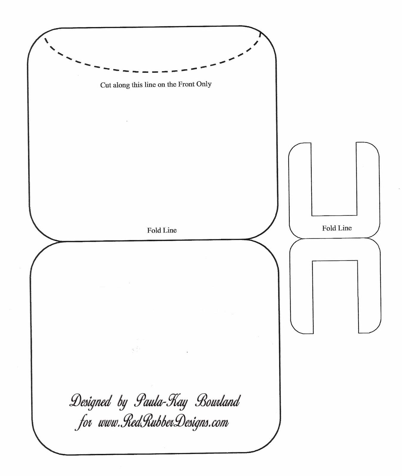 Creative Stamping With Paula Kay Snowman Blocks Mug Of