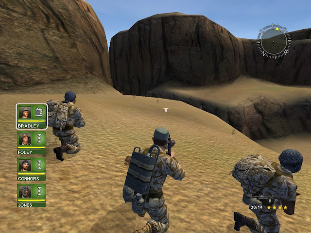 Conflict Desert Storm PC Download Free Gameplay