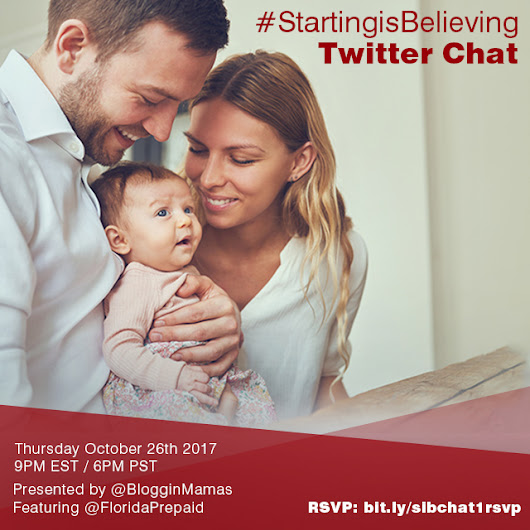 Join the Florida Prepaid #StartingisBelieving Twitter Chat