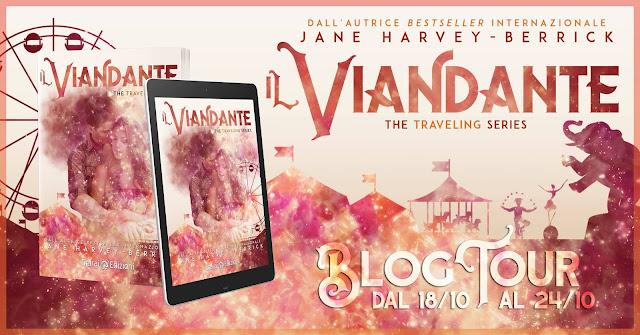 BlogTour   Estratti da Il Viandante di Jane Harvey-Berrick