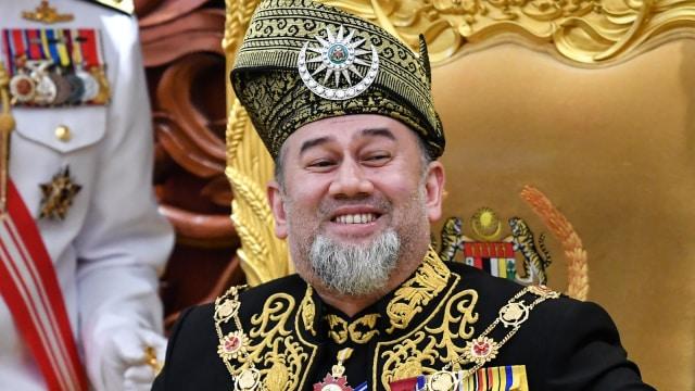 Kerajaan Malaysia Pilih Raja Baru