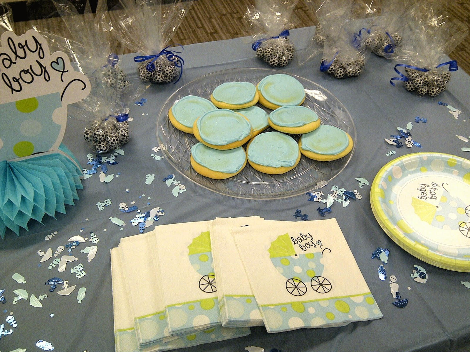 For The Love Of Character Work Baby Shower