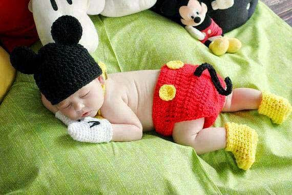 nice cute sleeping babay