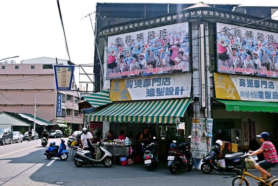 斗南-無名碗粿糯米腸 古早味食記