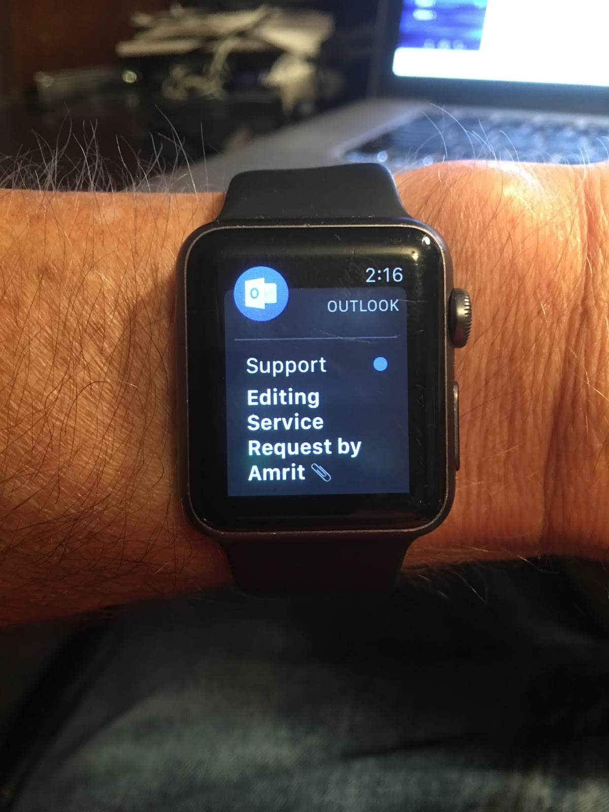 how to get notification on phone and apple watch