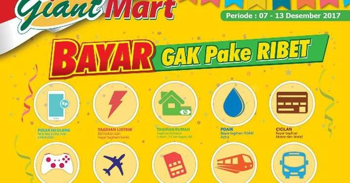 Katalog Promo Giant Mart | G-Mart 2018 - scanharga.com