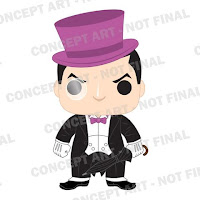 Classic TV Batman Pop!s Wave 2 The Penguin