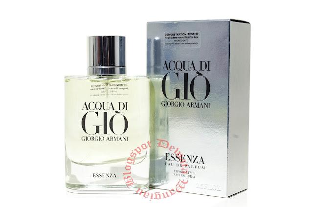 Giorgio Armani Acqua Di Gio Essenza Tester Perfume