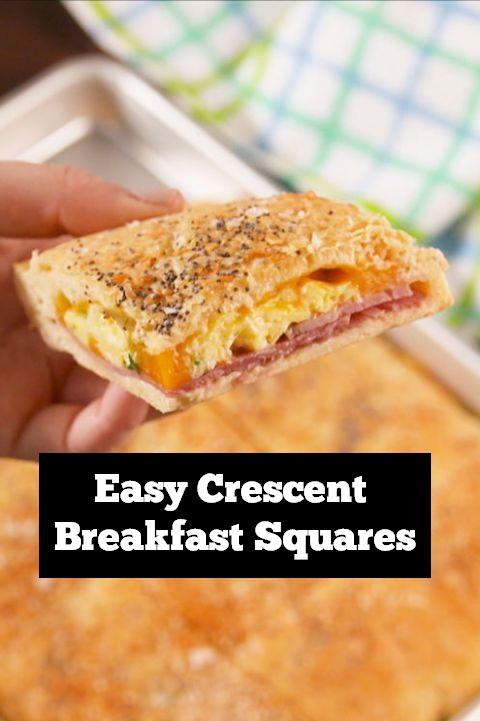 Easy Crescent Breakfast Squares Recipe | Easy Breakfast Recipe | Crescent Breakfast Recipe #breakfast #easybreakfast #easybreakfastrecipe #breakfastrecipe #crescent