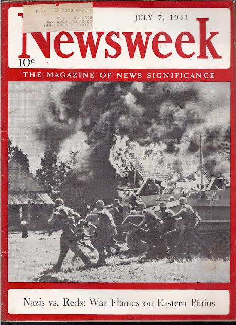 Newsweek 7 July 1941 worldwartwo.filminspector.com