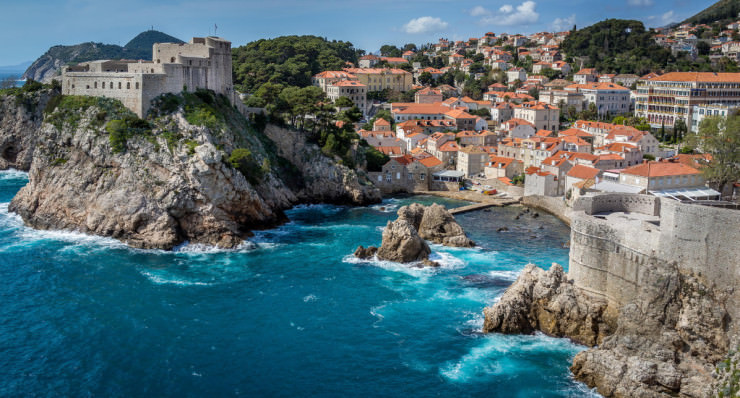 Top 10 Wonderful Destinations in Croatia - Relax in Dubrovnik
