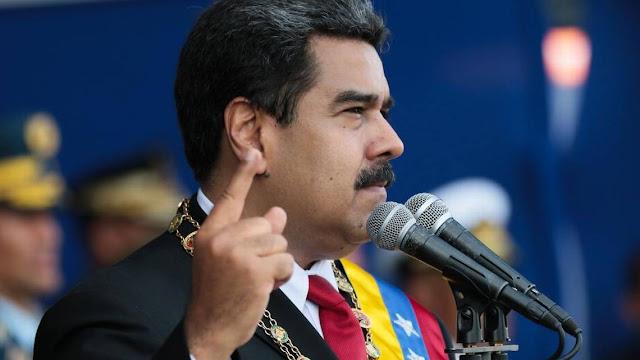 """Venezuela trabaja en sistema para que mares no sean """"violados"""" por """"imperios"""""""