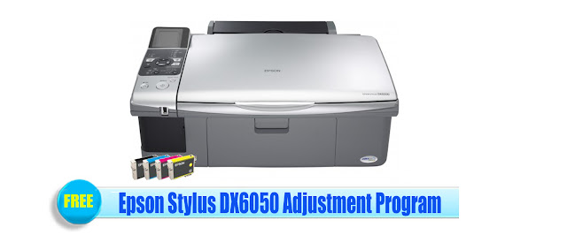 Epson Stylus DX6050 Adjustment Program