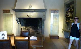 Casa natal de Leonardo da Vinci.