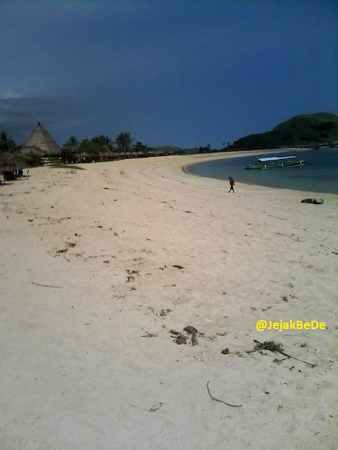 Pantai Cantik Lombok - Pantai Kuta