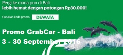 promo grab september 2016, promo grabbike september 2016, promo grabcar september 2016