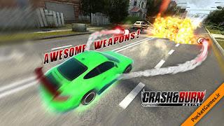 Crash and Burn Racing PC Game