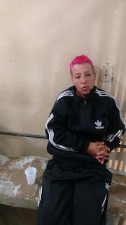 Guarda Civil de Santa Bárbara d´Oeste detém mulher com drogas pelo Bairro Nova Conquista