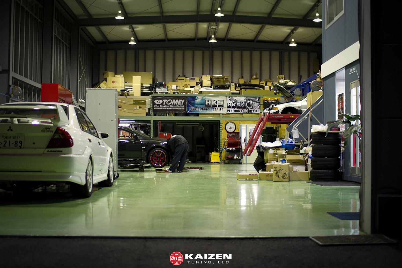 To Garage: Kaizen Tuning Blog: A Visit To Garage G-Force