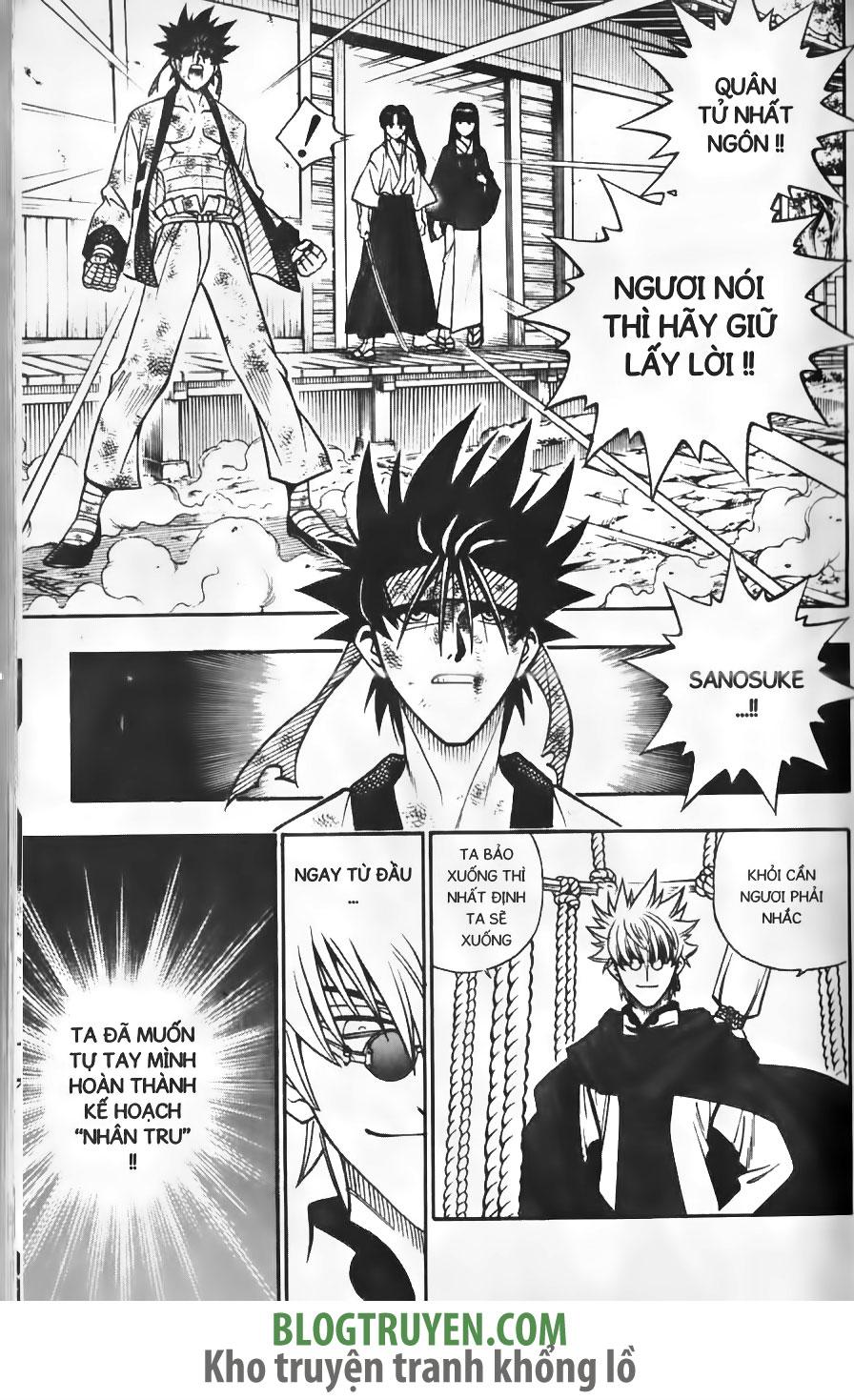 Rurouni Kenshin chap 189 trang 7
