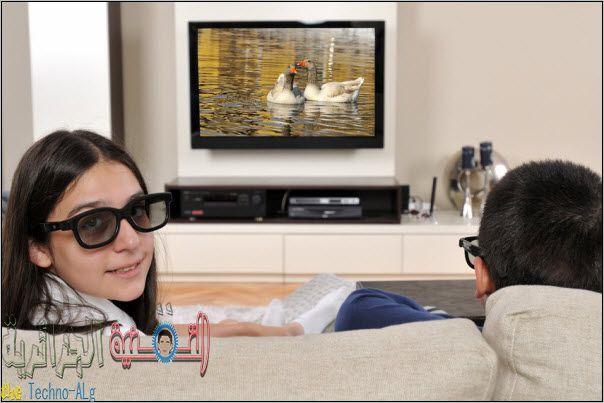 how 3d glasses work - شرح لمبدأ عمل نظارات 3D و كيف يمكن اختيار النوع المناسب