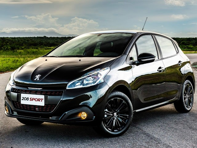 Ms blog for Peugeot 208 interior 2017