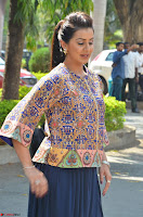 Actress Nikki Galrani at Trailer Launch of movie Team 5 Exclusive Pics ~  010.JPG