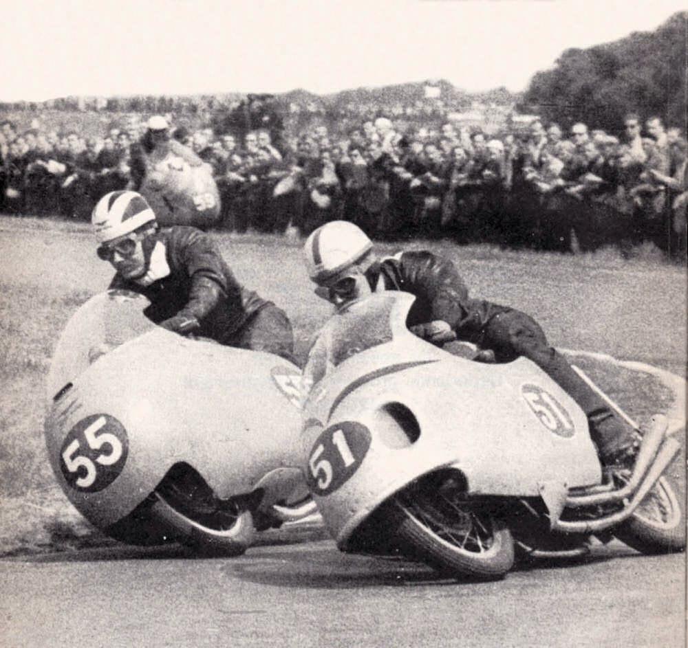 Vintage Motorcycle Races 92