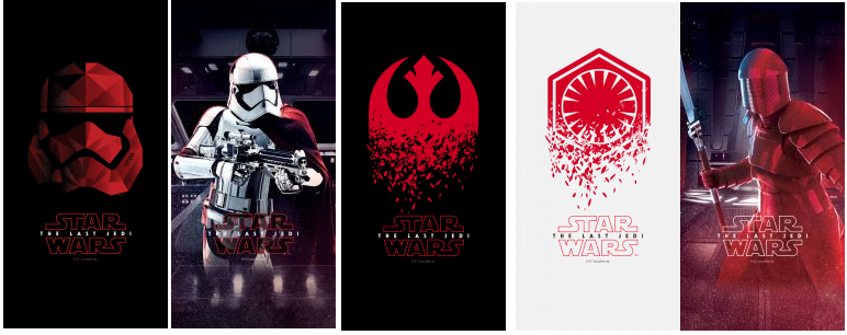 2018 New Year Bash : Download Star Wars Stock Wallpaper in Free for All Android Phones : Star Wars Limited Edition