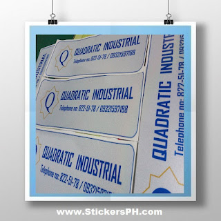 Reflective Stickers - Quadratic Industrial