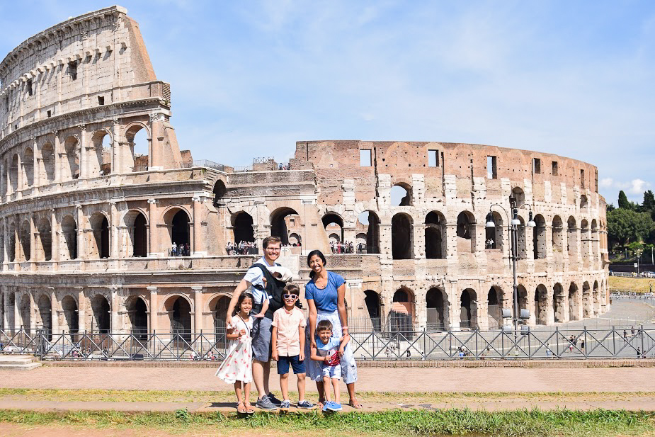 Three Perfect Days in Rome (with Kids!)