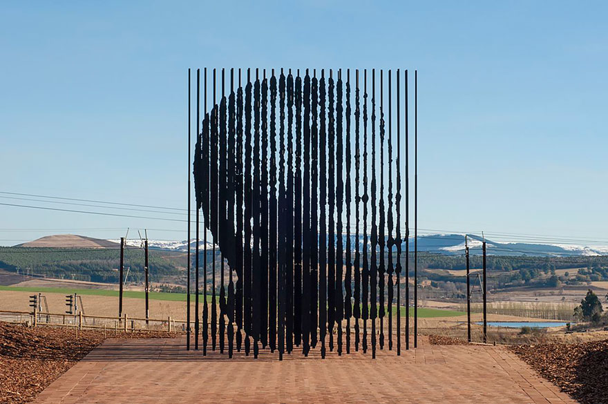 42 Of The Most Beautiful Sculptures In The World - Nelson Mandela, South Africa