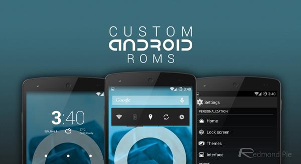 Custom Rom Download