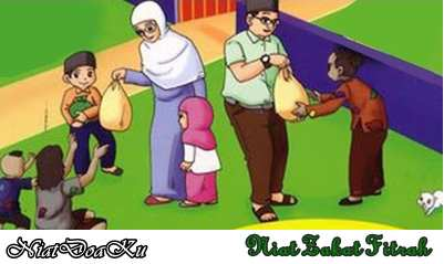 Niat Zakat Fitrah Untuk Diri Sendiri Keluarga Orang Lain dan Doa Menerimanya Arab Latin Artinya