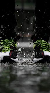 Shoes Mobile HD Wallpaper