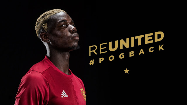 Paul Pogba, Manchester United, Juventus