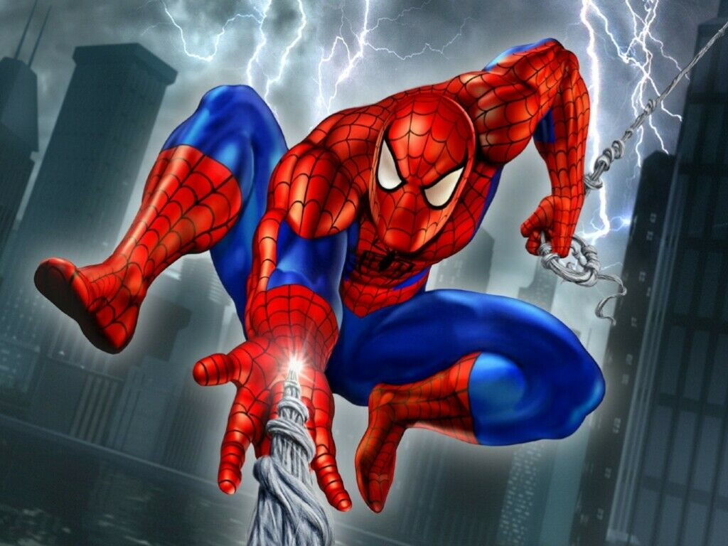 Spider man cartoons wallpapers wallpapers - Man wallpaper ...