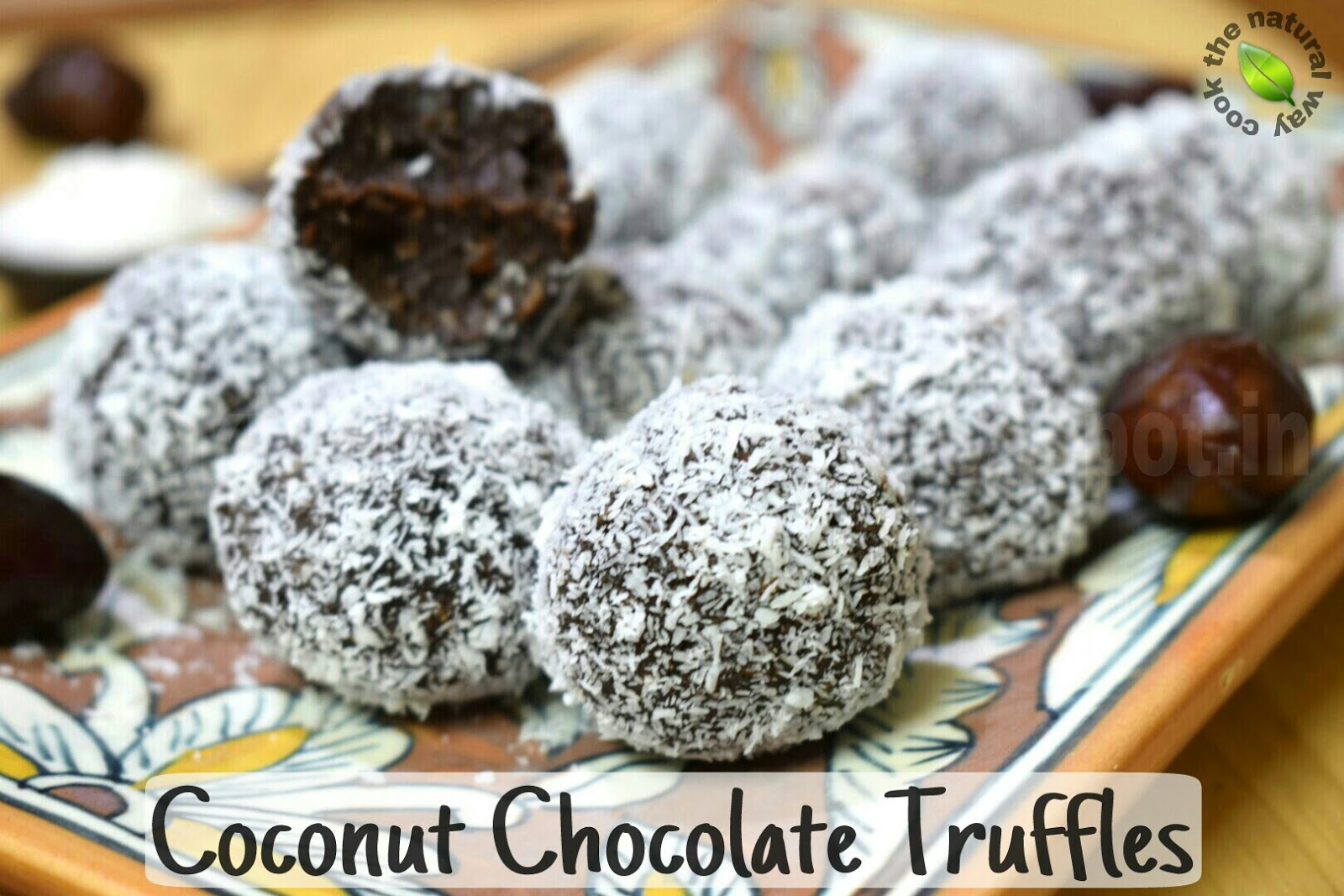 look at these truffles aren t they so inviting these truffles are so ...