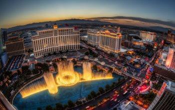 Wallpaper: Las Vegas 4K Gallery