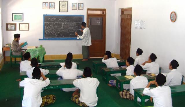 Madarasah Diniyah Milik Warga NU akan Tutup jika Full Day School diterapkan