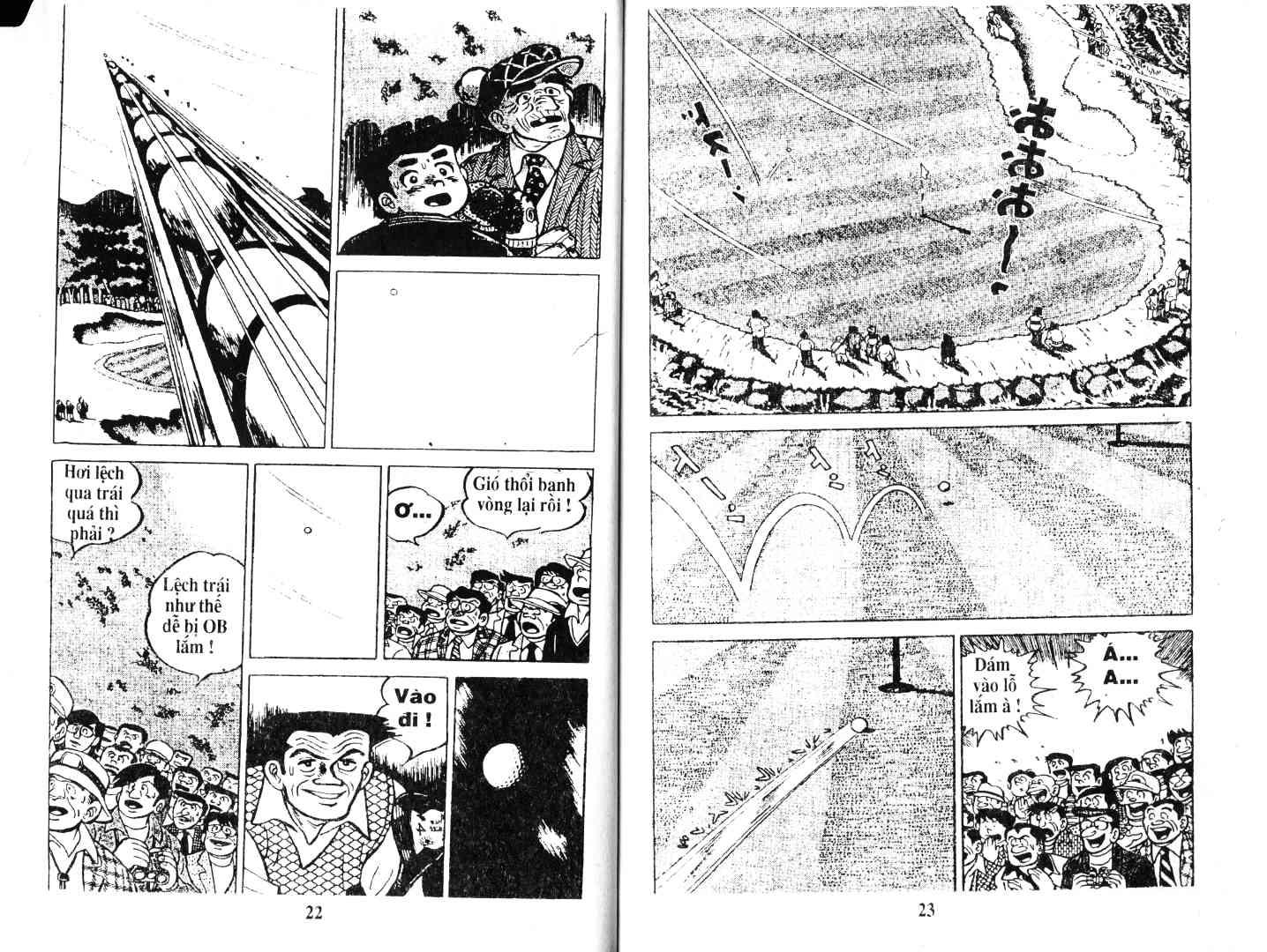Ashita Tenki ni Naare chapter 52 trang 10