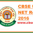 CBSE UGC NET JRF JULY AUGUST 2016 Improvised Results and Cut Off Marks; UGC NET Results July 2016