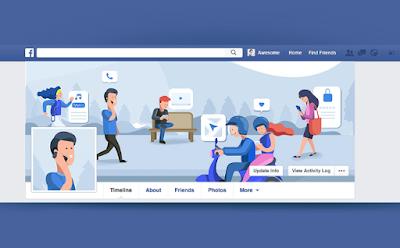 Cara Melihat Akun facebook yang di Privasi Walaupun Tidak Berteman