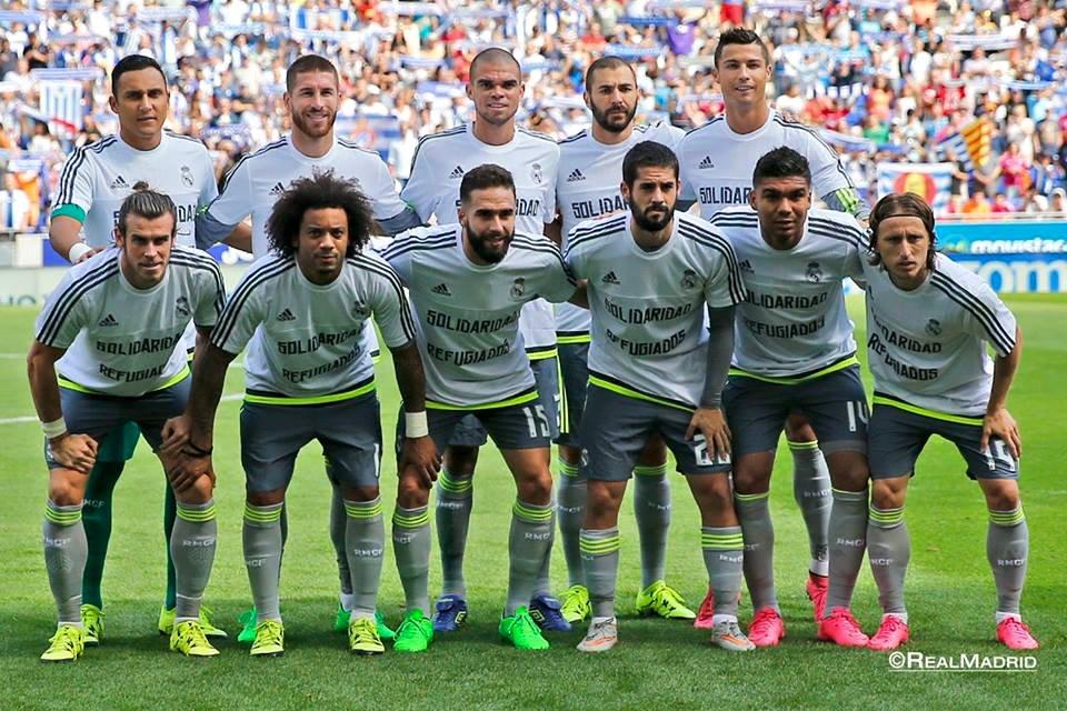 Liga Spanyol Madrid