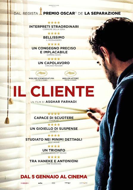 Il Cliente Poster